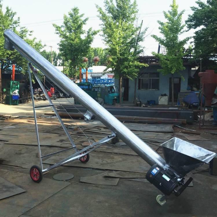 新型蓖麻子螺旋输送机生产厂家A8
