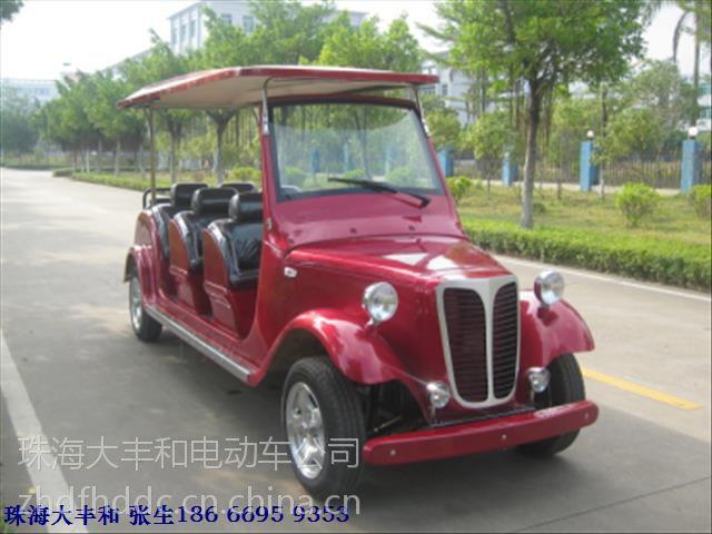江西大丰和电动老爷车蓝色妖姬美爆你的景区(DFH-LX8E)厂家热销