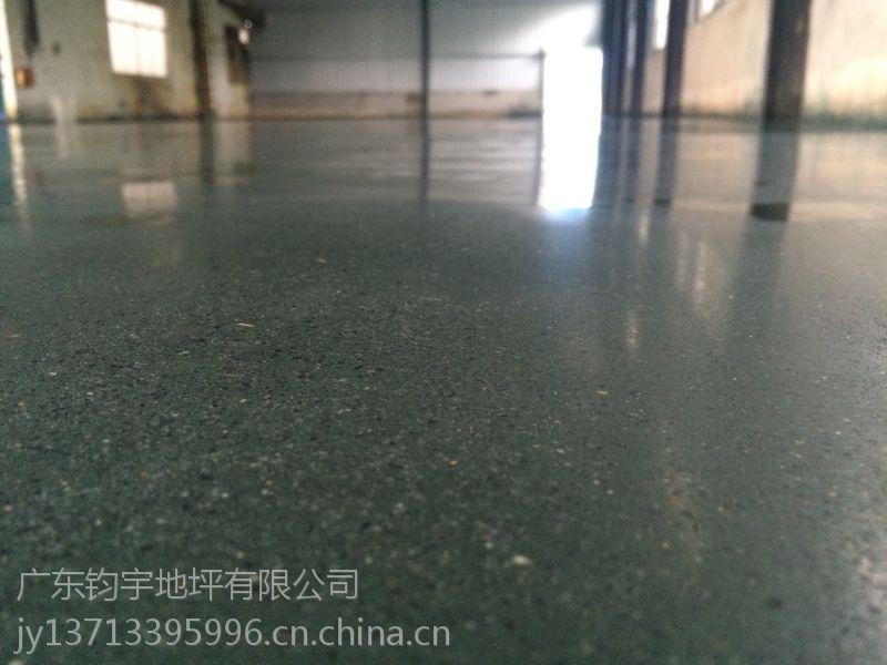 东莞南城厂房地面扬尘怎么处理?----万江混凝土硬化地坪---找钧宇小钟