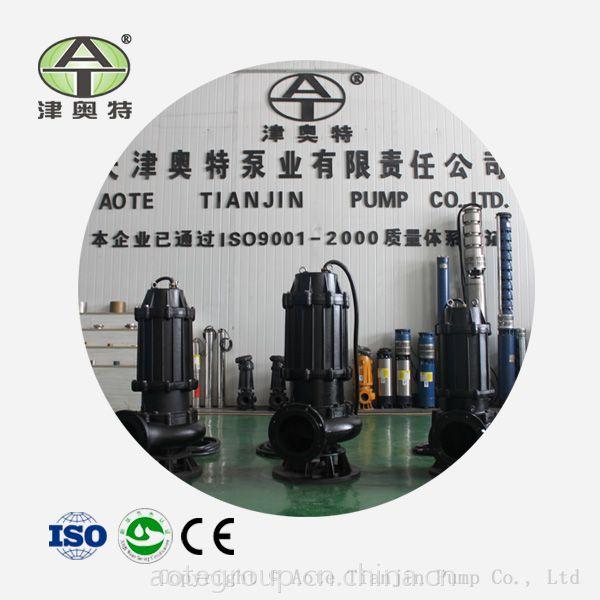 真正做到不堵塞污水排污泵厂家-天津奥特泵业