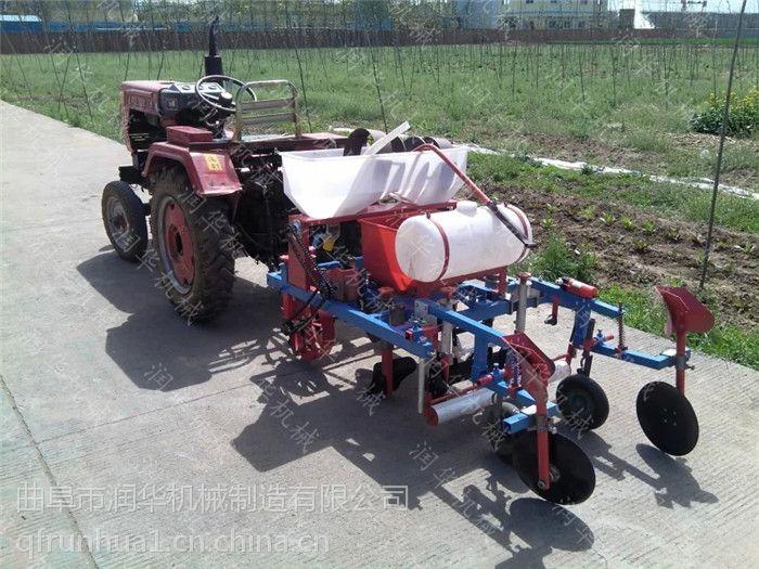 调节方便多行花生精播机 专业稳定花生种植机 物美价低