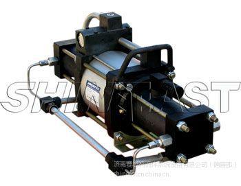 【供应气动气体增压泵 气体高压增压机 可调压】图片图片