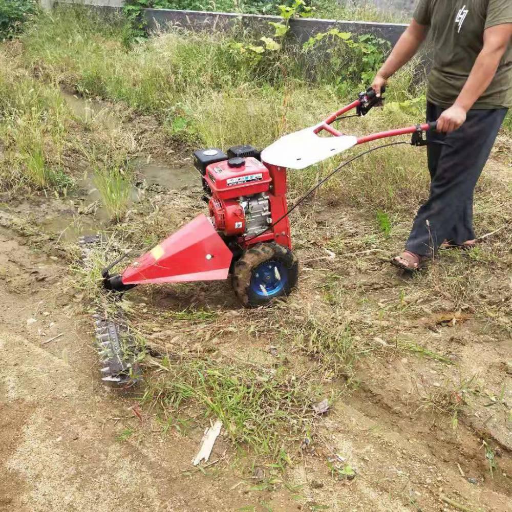 优质牧草割草机 自走青牧草割草机 富民牌