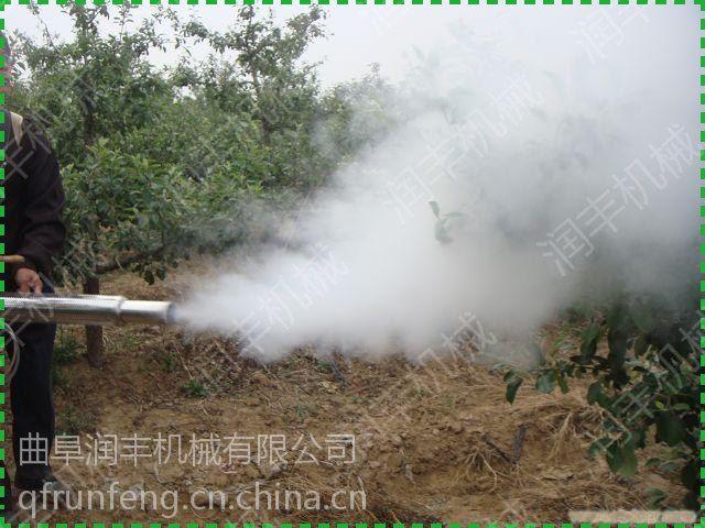 一台烟雾机价格 果树农田弥雾机 润丰