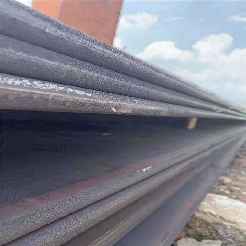 批发天钢出厂平板 Q345B材质2500mm宽中厚板现货