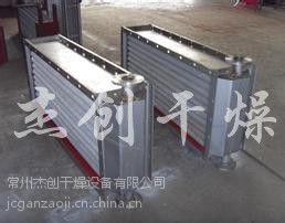 定制导热油换热器 烘干热源 房间取暖用散热器