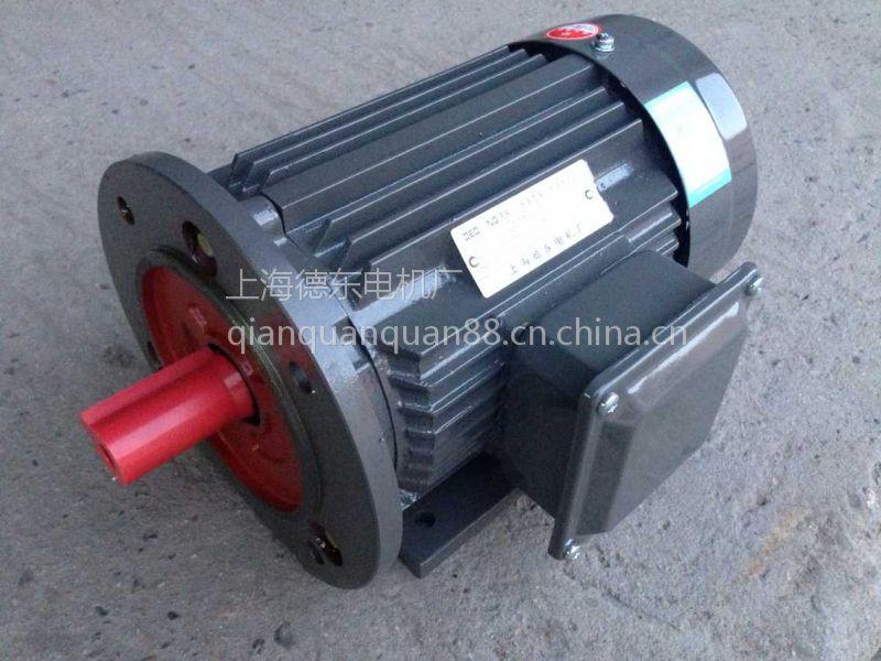 上海德东电机 厂家直销 YE2-132M-8 3KW B5 三相异步电动机