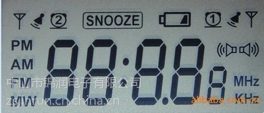 中山时钟,中山记时器LCD液晶屏