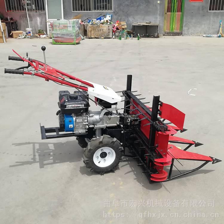农业专用收割机 价格实在水稻小麦收割机