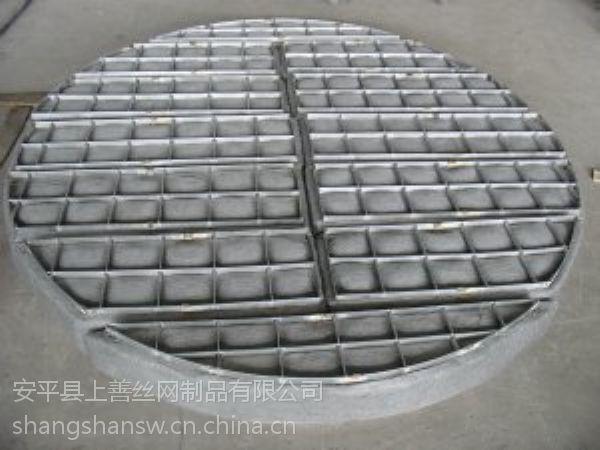 烟筒出水蒸汽怎么办 除雾层丝网除沫器过滤水气效率高 不锈钢标准型 上善