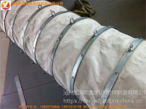 合肥生產銑床阻燃耐磨耐腐蝕耐高溫帆布軟連接通風管新品|新聞動態-滄州利來娛樂AG旗艦廳製造有限公司
