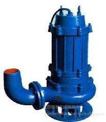 销售上海连成排污泵|WQ潜水排污泵选型报价|连成水泵总代