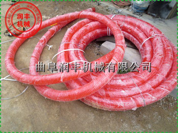 大中小型抽粮泵图片 产品销量稳定的软管抽粮泵 润丰机械