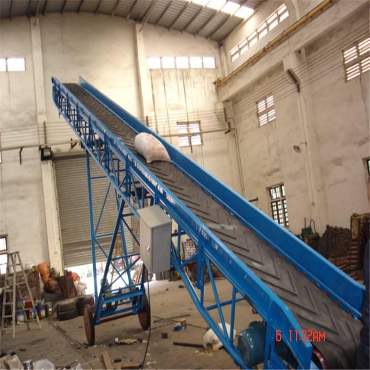 西平县优质传送带皮带机设计总代直销l8