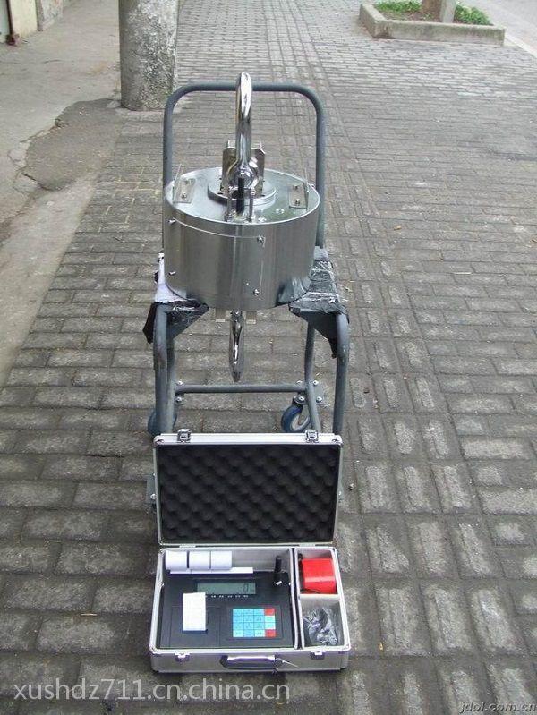 OCS-2吨无线吊秤,2T远距离打印吊钩秤