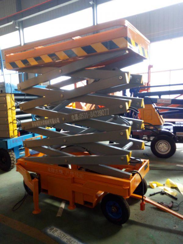 厂家直销10米升降机 移动式升降机厂家 济南朝翔机械制造