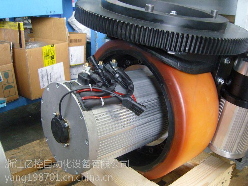 北京agv舵机 卧式舵机 意大利MRT20 分布市场 CAN总线控制 电力叉车
