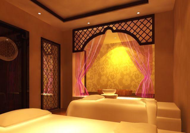商务服务 设计服务 装潢设计 供应芬芳雪颜美容院装修效果图   上一个图片