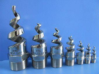316L不锈钢涡流喷嘴6分涡流喷嘴喷头各种型号齐全