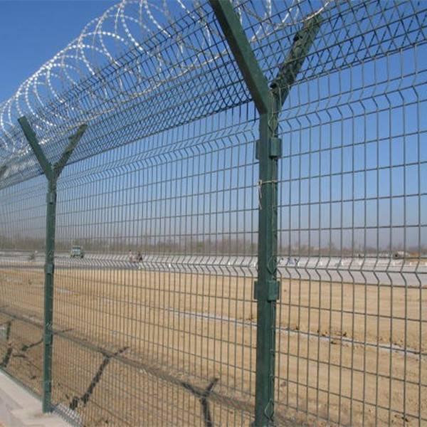安平护栏网 护栏网规格 围墙用铁丝网
