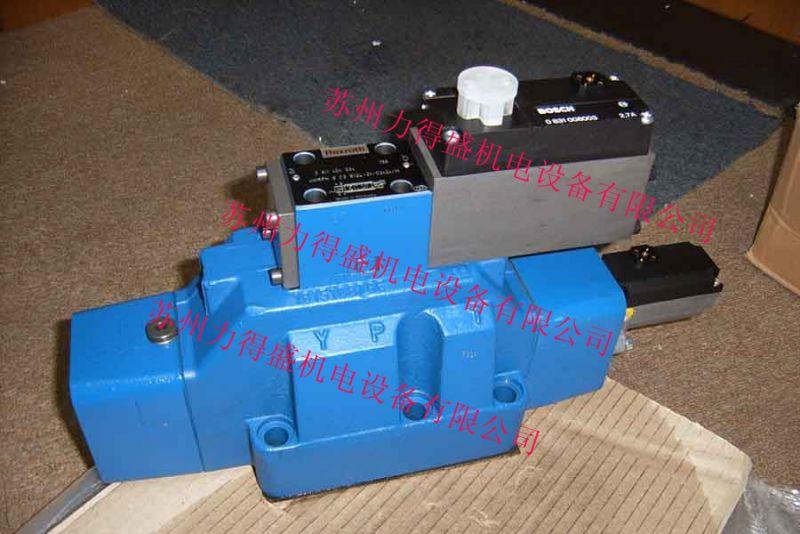 原装REXROTH电液换向阀4WEH22R7X/6EG24N9K4