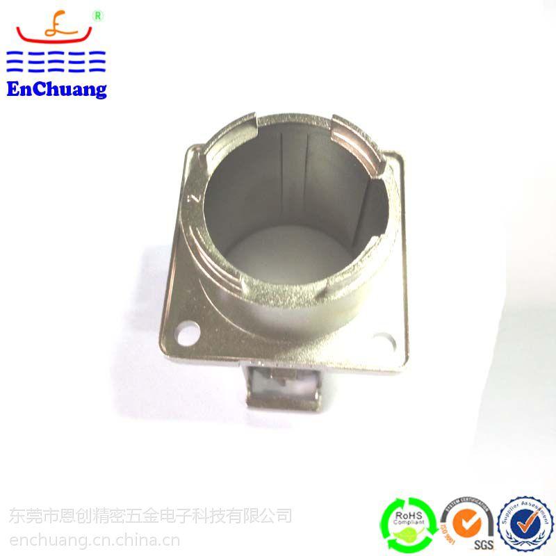 AMPHENOL锌合金连接器外壳,圆形连接器插头/插座