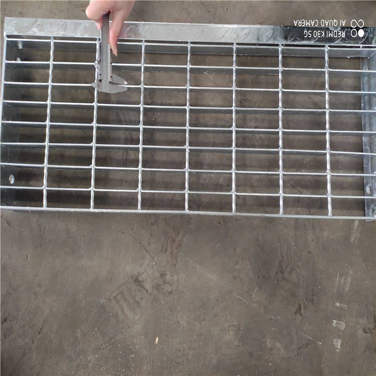 平台格栅板,热浸锌平台格栅板,网格盖板价格
