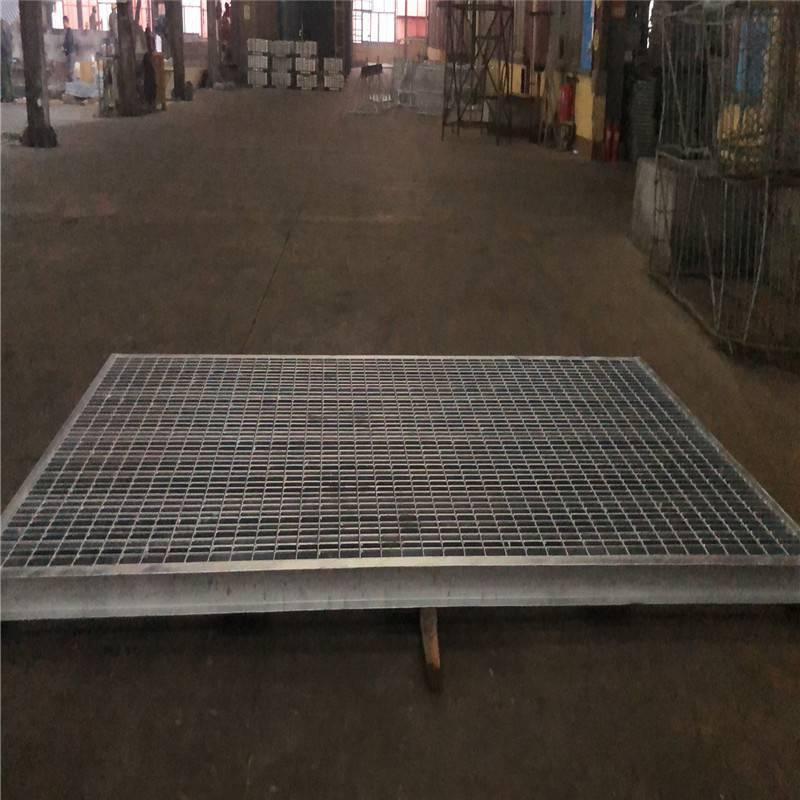 异形钢格栅,平台扇形钢格栅,安平网格板厂家