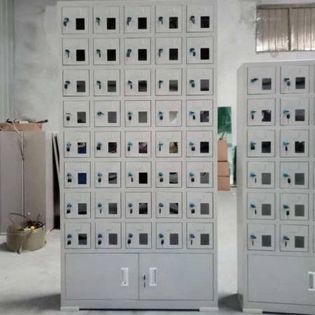 呼和浩特市玉泉区72门手机充电柜存放柜 送货到家手机柜请联系13803796344