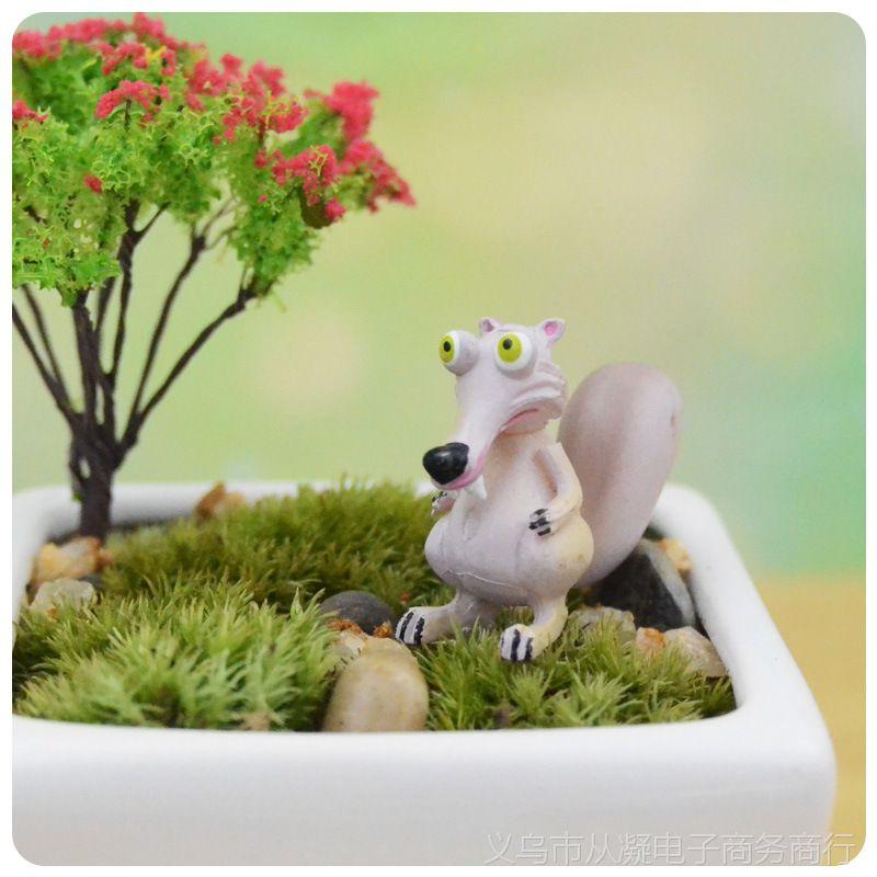 【微世纪冰河世纪卡通飞鼠景观多肉微苔藓生要20话交换吗韩国漫画图片