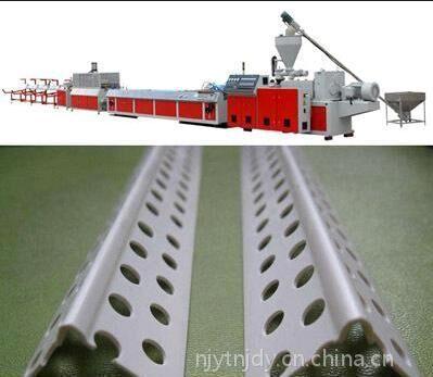 PVC塑钢门窗 PVC线槽 PVC护角 PVC穿线管 PVC管材挤出机 型材挤出生产线