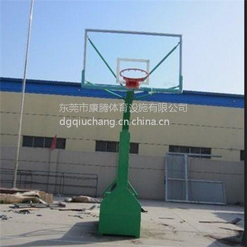 河南平箱式移动纤维板篮球架批发 厂商生产移动式篮球架、固定式篮球架