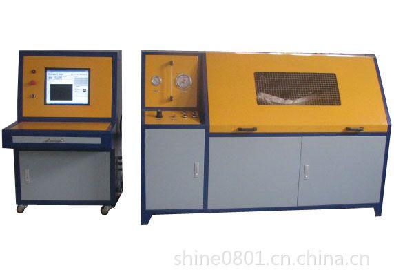 水压件静压耐压试验台 水压爆破压力测试机