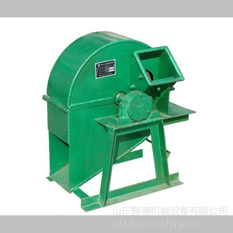 多功能木材粉碎机厂家 振德机械定做 多型号木头粉碎机 一机多用撕碎机