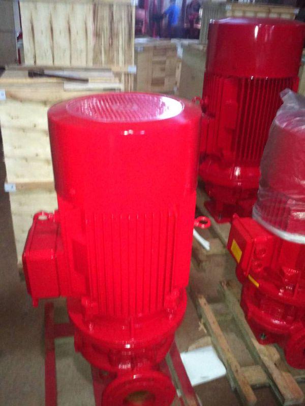室外消防加压泵XBD14.0/15G-L低价直销(带3CF认证)AB签。