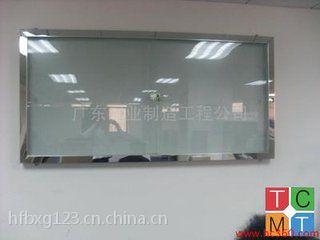 通州区专业不锈钢宣传栏、橱窗制作18210637352
