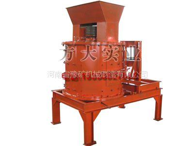 蚌埠中小型立轴锤式制砂机,石头打砂机设备型号,豫矿立轴复合式制砂机