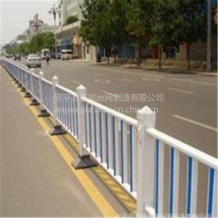 市政围栏@汉中市政围栏@人行道隔离栏报价@镀锌管材质