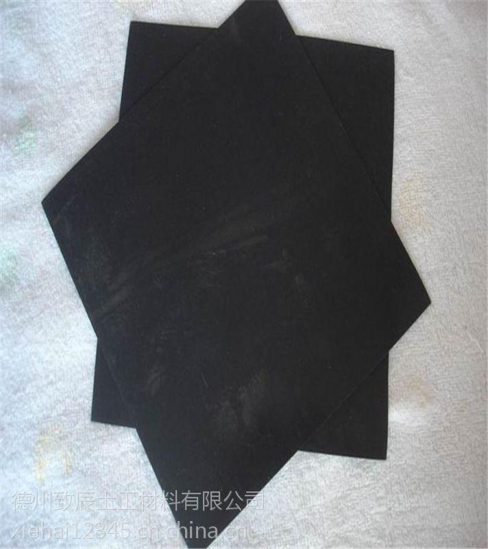 河道防渗1.2mm复合土工膜热熔粘接型