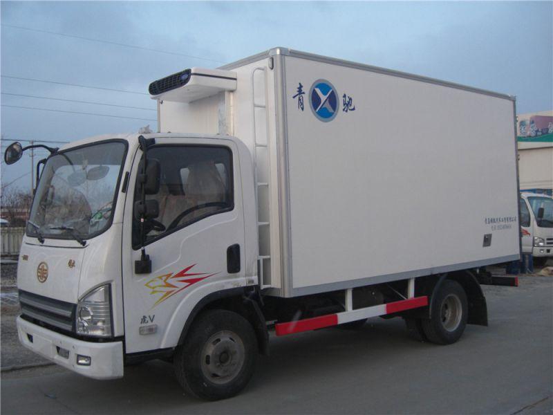 4.2米小型冷藏车