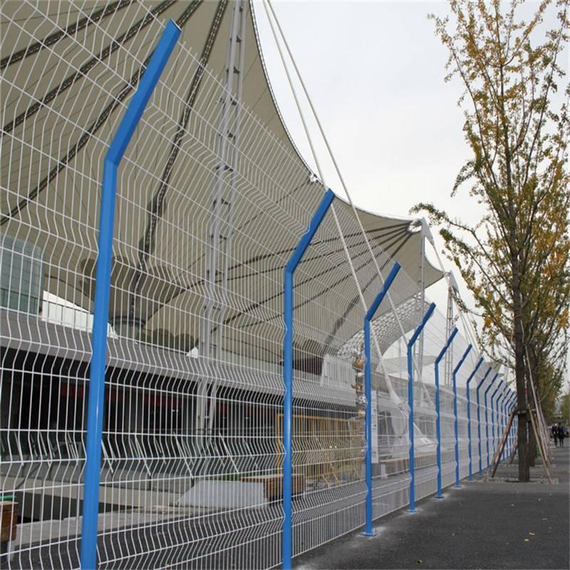 公路护栏网 住宅小区围网 围墙网大量现货