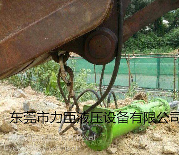 新工艺无爆破开采矿山机械