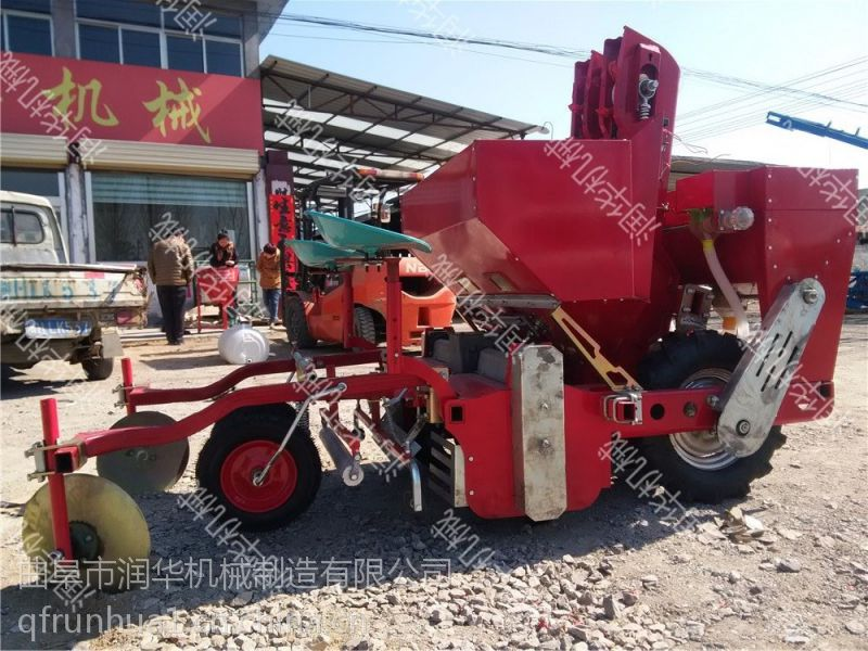 大面积快速土豆播种机 出售新式洋芋播种机 价低热销中