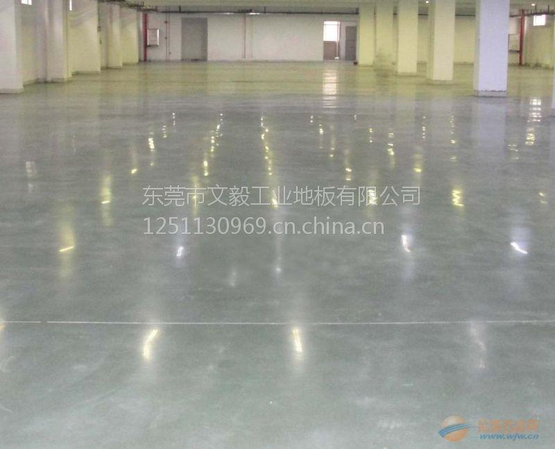 大沥水泥地硬化处理—南海厂房地面抛光—文毅地板有料