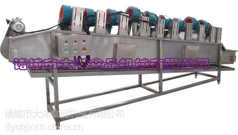 翻转式除热冷风机 电力型食品风力脱水生产线