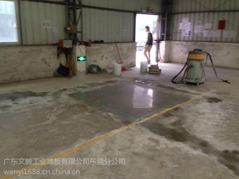 梅江水泥地面抛光+混凝土起灰怎么办+车库地面翻新