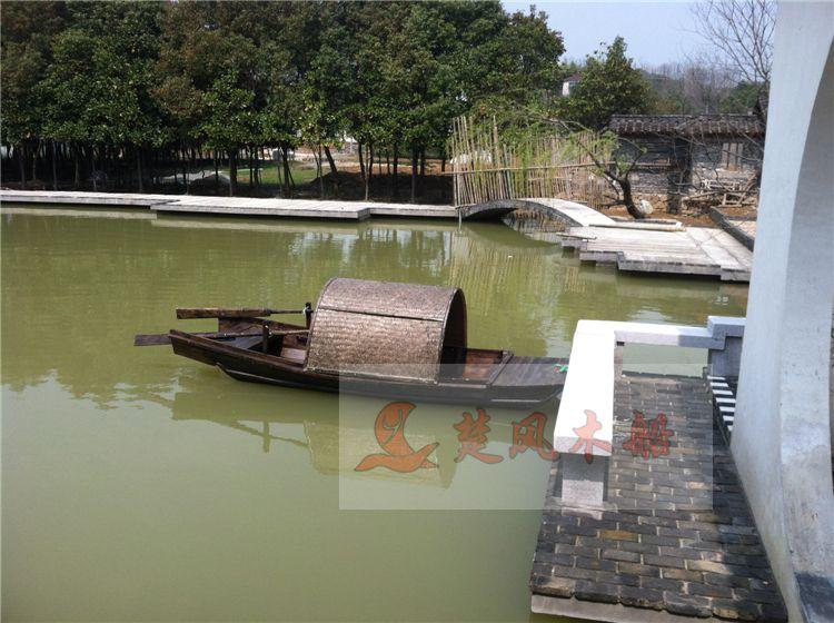 木船厂家出售乌篷船 得胜湖定制
