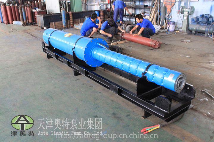 耐磨耐高温QJR热水泵厂家报价