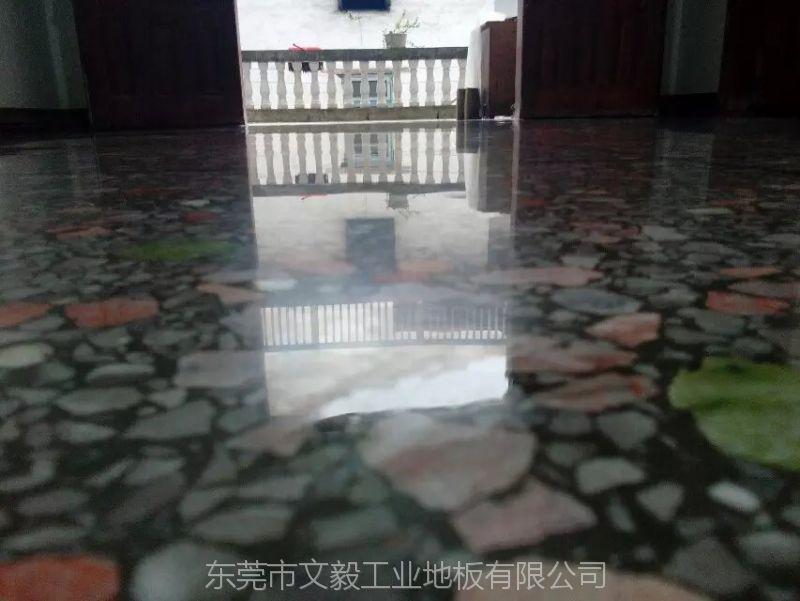 东坑镇水磨石渗透(固化)地坪、水磨石抛光、车间地面翻新
