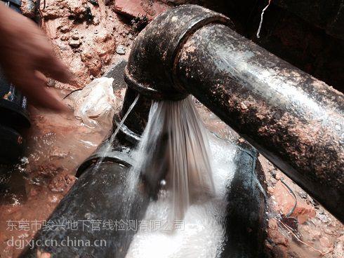 暗管漏水检测维修、管线检测维修、地下管漏水检测维修找骏兴